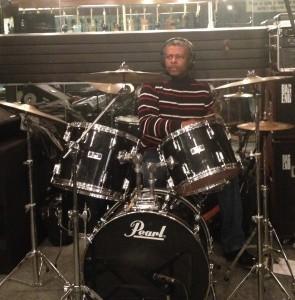 Kamau-Drumming